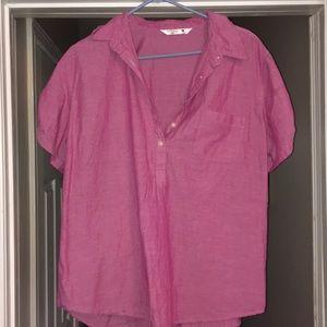 Riders shirt sleeved cotton shirt xl